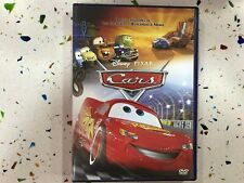 CARS DVD DISNEY PIXAR