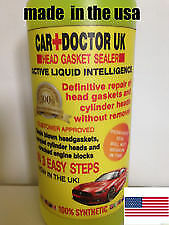 Joint de culasse SCELLANT Voiture Médecin UK définitivement scellés Blown Tête Gaskets