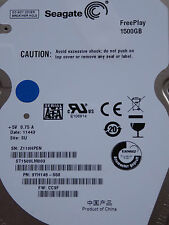 1,5 To Seagate st1500lm003 | SN: z11 | P/N: 9yh148-550 | cc9f | su