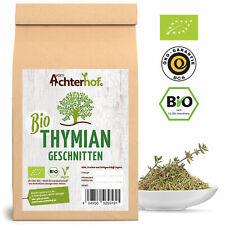 Bio Thymian getrocknet gerebelt 250g Bio-Thymian-Tee als Gewürz oder als Tee
