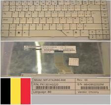 Teclado Azerty Belga ACER ASPIRE AS4710 4710 MP-07A26B0-698 KB.INT00.068 Gris