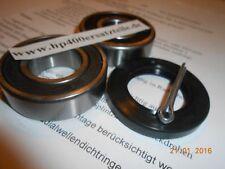 2  Radlager ,Splint u. Dichtring, für alle DDR- ANHÄNGER HP300 HP400 , HP401,