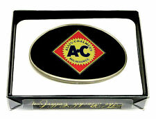 Allis Chalmers Belt Buckle AGCO Tractor Farming Spec Cast Officially Licensed