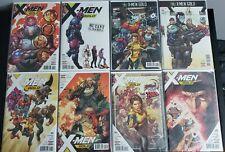 Marvel X-men Gold #1-8