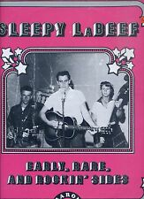 SLEEPY LABEEF Early rare and rockin sides BARON REC EX L  US