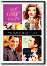 The Philadelphia Story DVD New Cary Grant Katharine Hepburn James Stewart