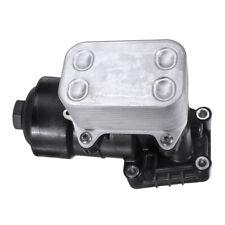 Boîtier de Filtre à huile Refroidisseur pour Audi VW Golf Seat Skoda 1.6 2.0 TDi