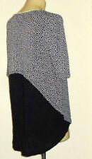 Rockmans Polyester Geometric Regular Tops & Blouses for Women