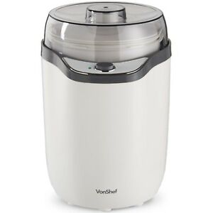 VonShef Yoghurt Maker Machine for Normal and Greek Style Containers Electric