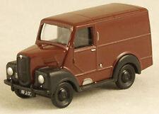 Classix EM76687 Trojan 20cwt Delivery Van Brown 1/76 New Boxed  - T48 Post