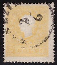 LOMBARDO VENETO 1859 - 2 s. n. 28 II TIPO USATO SPL € 200