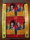 (1)-Vintage 1978 Topps Three's Company Unopened Wax Pack