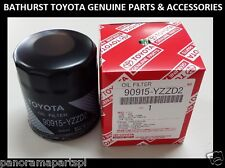 Toyota Prado Oil Filter 1KDFTV 1GDFTV Turbo Diesel GENUINE NEW RYCO Z418