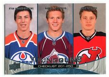 2011-12 Upper Deck 250 Nugent-Hopkins Landeskog Larsson Rookie Young Guns CL