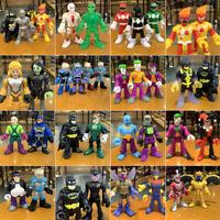 "IMAGINEXT Fisher-Price Power Rangers DC Justice League Blind Bag figure 2.75"""