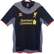 "Liverpool FC Shirt Black Warrior Away Medium 38"" - 40"" 2012/2013"