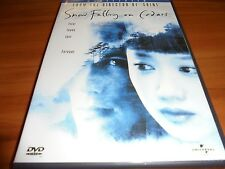 Snow Falling on Cedars (DVD, 2000, Widescreen) Ethan Hawke, Max Von Sydow Used