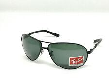 Ray-Ban 3393 occhiali sole neri black sunglasses sonnenbrille lunettes gafas sol