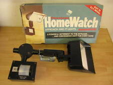 New Home Automation Home Watch Outside Conduit Mount PIR Security Light RRP £65