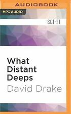 Rcn: What Distant Deeps 8 by David Drake (2016, MP3 CD, Unabridged)