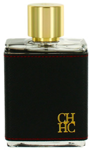 CH by Carolina Herrera for Men EDT Cologne Spray 3.4 oz. Unboxed NEW