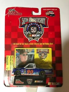 #90 Lance Norick 1/64 - 1998 NHL NASCAR Craftsman Truck Racing Champions Diecast