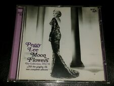 Peggy Lee MOON FLOWERS The Collection 1952-54 CD Rev-Ola 2007 UK