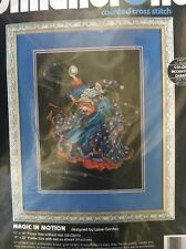 DImensions Cross Stitch Kit - Magic In Motion