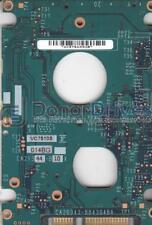MHW2160BH PL, CA06820-B39900AP, CA26343-B84304BA, Fujitsu SATA 2.5 PCB