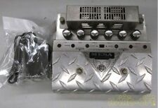 Used MESA BOOGIE V-Twin Late Model Tube Preamp Distortion Effects Pedals Silver