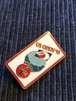 1993 US OPEN TENNIS PIN ALWAYS COCA COLA USA US TOURNAMENT EVENT 1990s NEW YORK