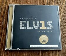 Elvis Presley 30 #1 Hits Rare 5.1 Surround Sound DVD Audio Nice!