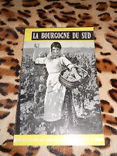 La Bourgogne du sud : Larrieu-Bonnel, Inter-guide du touriste, 1961