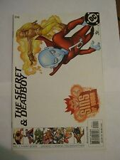 2000 DC Comics Sins Of Youth The Secret & Deadboy #1 <NM> (JB-47)