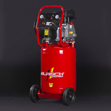 Air Compressor 2.5Hp 50L Vertical Upright Burisch Portable 9.5 Cfm