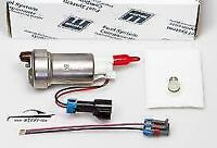 Genuine WALBRO NEW 460LPH E85 In-Tank Fuel Pump / FITTING KIT FOR HOLDEN LS1 LS2