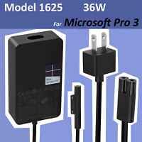 OEM Genuine AC Adapter Charger 1625 36W 12V 2.58A for Microsoft Surface Pro 3 4