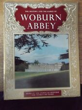 THE HISTORY & TREASURES OF WOBURN ABBEY PAPERBACK BOOK