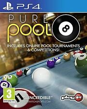 PlayStation 4 Pure Pool 8 Ps4