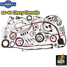 68-69 Chevl Classic Update Series Complete Body & Interior Wiring Harness Kit