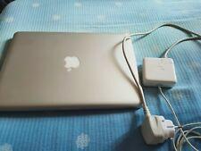 Macbook pro 13 (early 2011) i7 2,7 ghz, 4 gb ram, 320gb hdd
