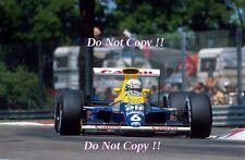 Riccardo Patrese Williams FW13B ganador San Marino Grand Prix 1990 fotografía 1