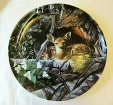 """Bradex """"Woodliand Innocents"""" Plate - Safe and Sound"""