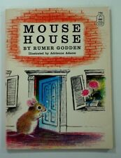 """Viking Seafarer Books 1968 Softcover Edition of """"Mouse House"""" by Rumor Godden"""
