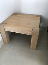 COFFEE TABLE, Freedom white wash timber