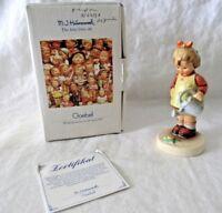 HUMMEL Goebel #74 Little Gardener SPECIAL EVENT Figurine 1992 MINT in Box - RARE