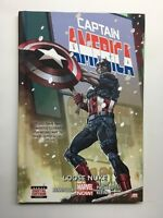 Captain America  Loose Nuke Vol 3  Hard Cover  Marvel Comics