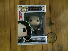 Funko Pop! Rocks: Def Leppard - Vivian Campbell with Guitar #151 New In Box
