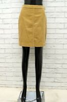 Gonna Donna CONTE OF FLORENCE Taglia S Shorts Pants Skirt Woman Cotone Vita Alta