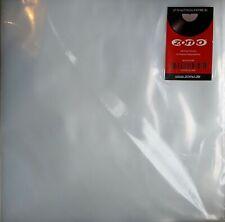 Buste Esterne Trasparenti Per Protezione Dischi In Vinile LP - Confezione 50Pz